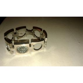 Reloj De Plata Sellada ,antiguo, De Dama