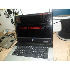 Notebook - (125) Sti Semp Toshiba As1560g - Leia Descrição