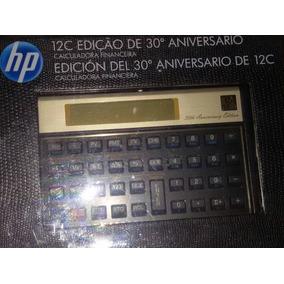 Calculadora Financiera 12c Edición Aniversario