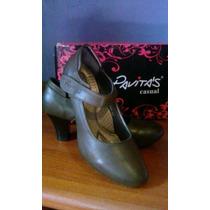Zapatos Pavitas Casual Talla 37