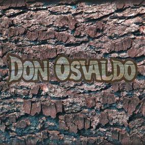 Cd Don Osvaldo Casi Justicia Social Crossover Tigre Centro