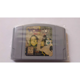 Cassete Wcw Vs Nwo World Tour Para Nintendo 64