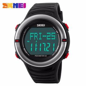 Relógio Digital Esportivo Skmei - Pedômetro Calorias/passos