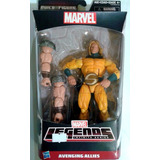 Sentry & Mystique Marvel Legens $22.000 C/u