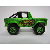 Camioneta Jeep Ford Bronco Coleccion Matchbox Escala 7cm J