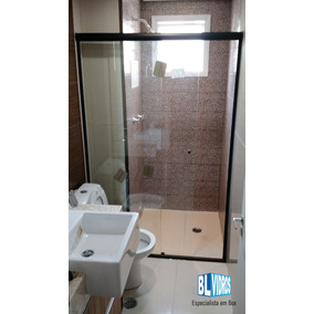 Box P/ Banheiro - Vidro Cristal 8mm Temperado (tipo Blindex)