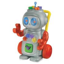 Andador Robo Vermelho - Magic Toys Frete Grátis!!!