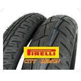 Juego Cubiertas Pirelli City Demon Cg Ybr Rx 125 150. Wagner