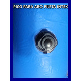 Reparacion Pico Para Aro Pileta Intex. No Tire Su Pileta!