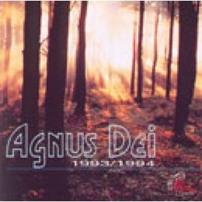 Cd Agnus Dei - 1993 /1994
