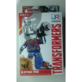 Lego Transformers - Optimus Prime - Na Caixa