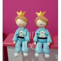 Príncipes Y Princesas Porcelana Fría