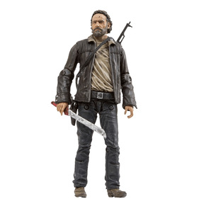 Rick Grimes - The Walking Dead - Series 8 - Mcfarlane