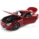 Mercedes Benz Sl 63 Amg Coupe Maisto Premier 1/18
