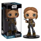 Funko Pop Jin Erso Rogue One - Wobbler Star Wars Original