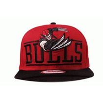 Snapback New Era Marvel Chicago Bulls Wolverine /all Snaps