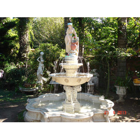 fuentes de agua para parques y jardines de fuentes ros