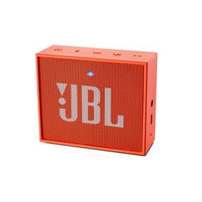 Parlante Portable Jbl Go Bluetooth Naranja