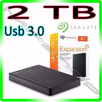 Hd 2tb Externo Seagate Portátil Original 2 Tb Usb 2.0 E 3.0