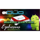 Decodificador Onduo Ephesus Android Netflix Tv Gratis