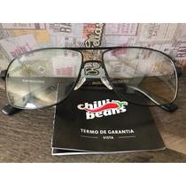 Óculos Original Edição Limitada Ramones Chili Beans Novo