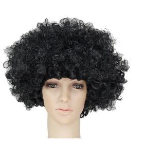 Peluca Afro Negro