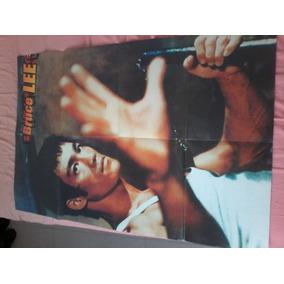 Grande Pôster Bruce Lee
