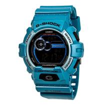 Casio G Shock G Lide Gls8900-2 Wr200m Hora Mundial 5 Alarmas