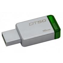 Memoria Usb 3.0 16 Gb Data Traveler 50 Dt50/16gb Kingston