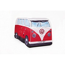 Juguete Vw Volkswagen T1 Camper Van Kids Pop-up Play Tent -