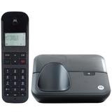 Telefone Sem Fio Motorola Moto 3000 - Até 4 Ramais