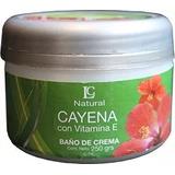 Baño De Crema De Cayena