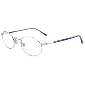 Lentes Oftalmicos Ralph Lauren Polo 1121 9062 Azul Y Plata