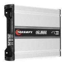 Potencia Amplificador Taramps Hd 1600 1919 Watts Rms Digital