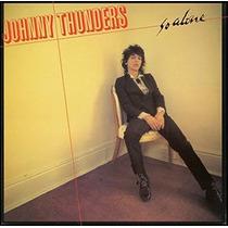 Lp Johnny Thunders So Alone Importado