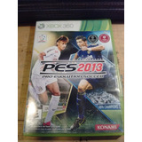 Xbox 360 Pes 2013 Pro Evolution Soccer