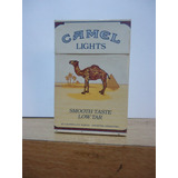 Marquilla De Cigarrillo Camel Lights