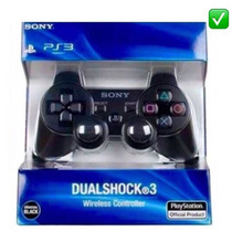 Joystick Sony® Ps3 Dualshock 3 Inalámbrico Blister Original!