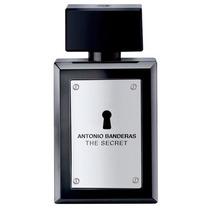 Perfume The Secret Edt Masculino 100ml Antonio Banderas