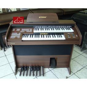 Órgão Eletrônico Tokai D 2 - Teclasom Instrumentos Musicais