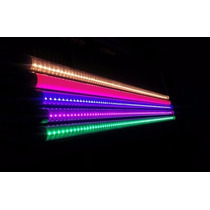 Luminario Led Tubo T8 18w De Colores