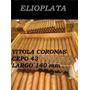 Cigarros Coronas Cubanas, X 25 Uni. 9 Años Añejo