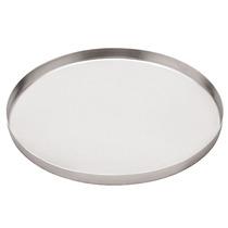 Forma Para Pizza N° 50 Cm Hotel Aluminio Abc 7948