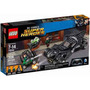 Lego Super Heroe Intercepción Kriptonita 76045 Batman 306 Pz