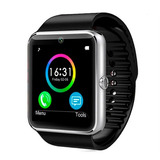 Reloj Smartwatch Gt08 Touch Android Samsung Iphone Bluetooth