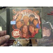 Cumbia De Los 90-los Sultanes-zona Roja-cd Original