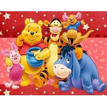 Kit Imprimible Winnie Pooh Cotillon Imprimible Promo 2x1