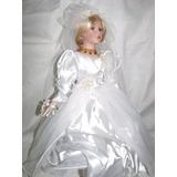 Muñeca De Porcelana, Decoración Bodas, 15 Años