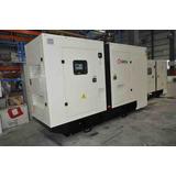 Planta Generador Insonoro Diesel 250kva Trif Con Ats - Leega