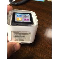 Ipod Nano 16gb Apple Mc694zy/a Grafite Apple Raridade Lacrad